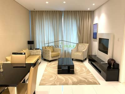 1 Bedroom Apartment for Sale in Business Bay, Dubai - Luxurious Furnished 1Bedroom Damac Maison downtown...