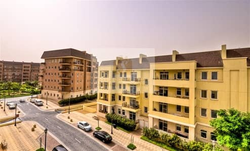 1 Bedroom Flat for Rent in Motor City, Dubai - BRIGHT CORNER | XL -1BR FOR RENT | COMMUNITY VIEW