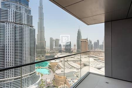 Unique 2BR with Terrace|Burj Khalifa|Fountain view