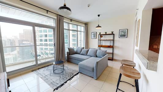 Furnished | Full Marina views | 12 payments