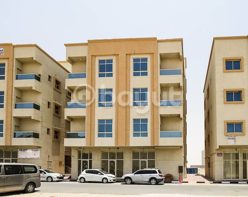 Building for sale in Ajman, Al Aley, residential commercial, freehold