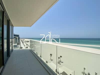 فلیٹ 3 غرف نوم للبيع في جزيرة السعديات، أبوظبي - Full Sea View 3+M Corner Unit Ready to Move In