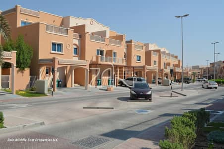 3 Bedroom Villa for Rent in Al Reef, Abu Dhabi - Great Offer Single Row 3+1 Villa with Terrace