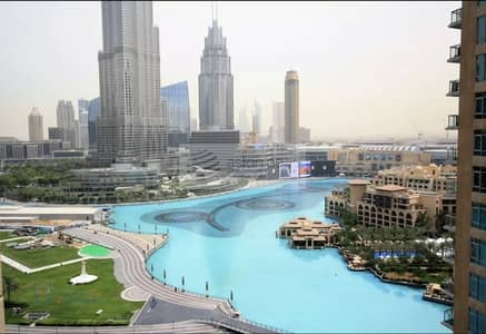 Ready To Move in, 2BR, Burj and Full Fountain View