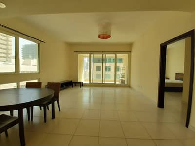 Spacious 1BR | Chiller Free | 2 Months Free | well Maintained |  Partial Marina View |