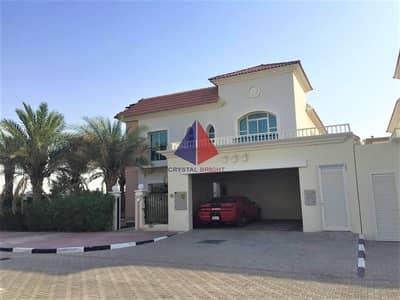فیلا 5 غرف نوم للايجار في مدينة دبي الرياضية، دبي - Fully Furnished 5br Villa with Private Pool