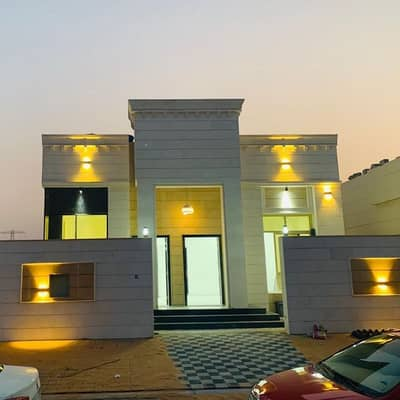 Asphalt street in Jasmine area and a great setback facilities and golden opportunity for owners of good taste New villa for sale at a very excellent price Freehold for all nationalities Excellent location and distinct finishes