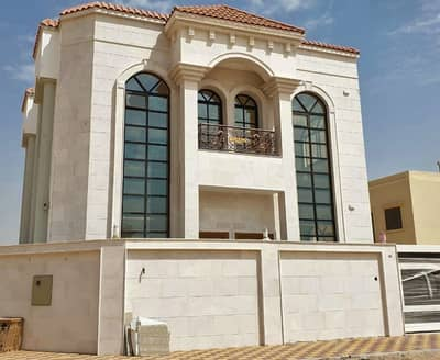 5 Bedroom Villa for Sale in Al Yasmeen, Ajman - Without commission and bank facilities 100% of the property value and a monthly premium of 5000 dirhams only and the price is very attractive and for a limited time in the best areas of Ajman where calm and full services