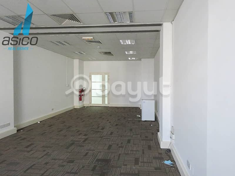 2 Fitted Office for Rent l Dewa Free
