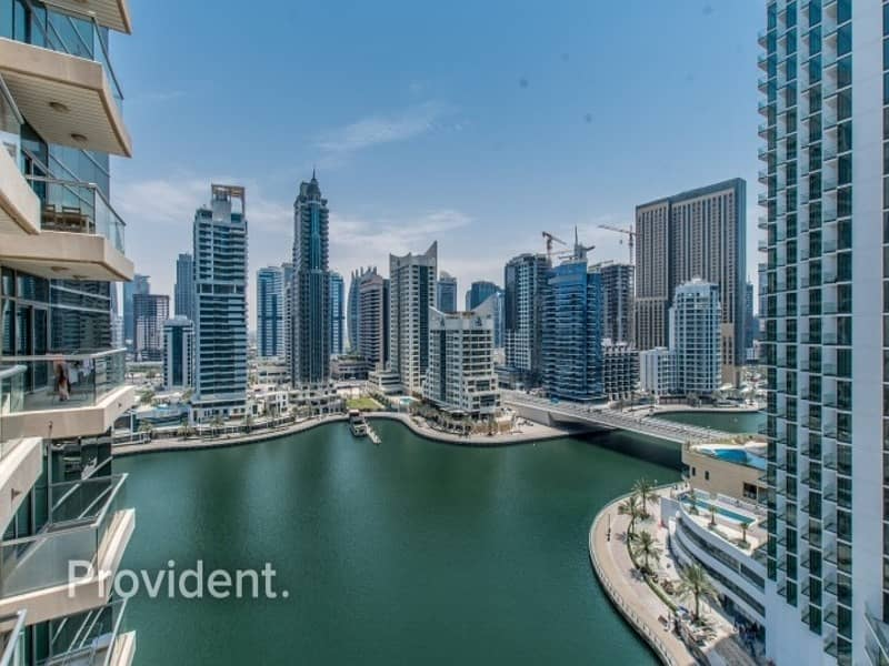 2 Full Marina View | Mid Floor | Fully Furnished