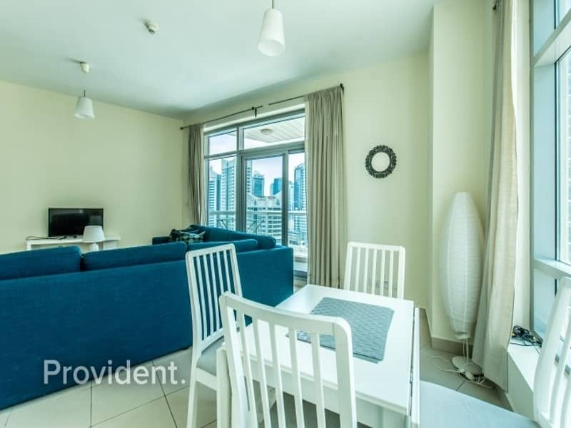 14 Full Marina View | Mid Floor | Fully Furnished