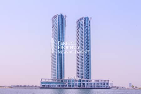 Very Nice 1 Bedroom apartment for rent in Julphar towers - Sea View