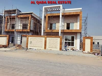 5 Bedroom Villa for Sale in Al Yasmeen, Ajman - Excellent  modern villa for sale in al yasmeen main street