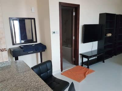 Studio for Rent in Culture Village, Dubai - At Low Cost Studio Apt. at Niloofar Tower