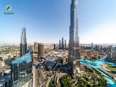 3 Bedroom Apartment for Sale in Downtown Dubai, Dubai - Best Price |  Iconic Burj View | Fully  Furnished