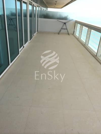 2 Bedroom Flat for Rent in Al Markaziya, Abu Dhabi - State of Art 2 Bedroom+Maids High Floor