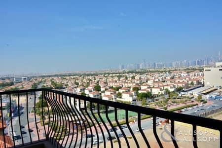 فلیٹ 2 غرفة نوم للبيع في مثلث قرية الجميرا (JVT)، دبي - 2 Bed | Fully Furnished | Stunning Views