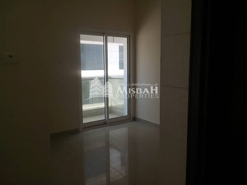 Chiller Free Brand New 1 BHK Very Close to MOE With Balcony / Family Building Ready For Rent @45 K