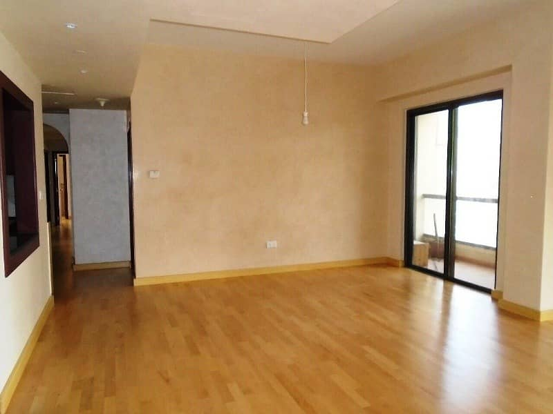 2 Unfurnished | Marina View | Equipped Kitchen