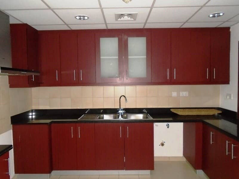 8 Unfurnished | Marina View | Equipped Kitchen