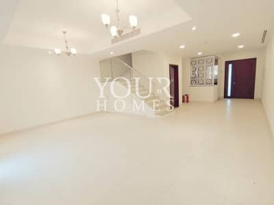 4 Bedroom Townhouse for Rent in Jumeirah Village Circle (JVC), Dubai - US | Bright & Clean  4BHK+ Maid + Elevator TH