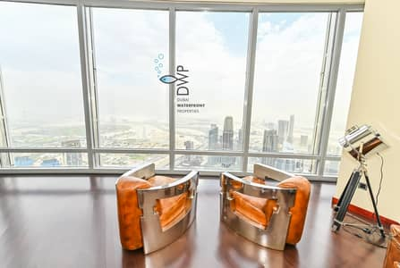 بنتهاوس 4 غرف نوم للبيع في وسط مدينة دبي، دبي - 103rd Floor BURJ KHALIFA |APT 10303| 4 Bedroom Penthouse | Most Exclusive Address With Unbeatable Views of Dubai !