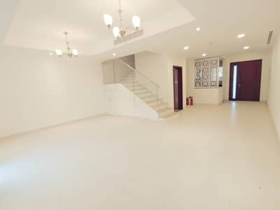 4 Bedroom Townhouse for Rent in Jumeirah Village Circle (JVC), Dubai - US | 4BHK + Maid +  Pvt Elevator TH | Vacant Now