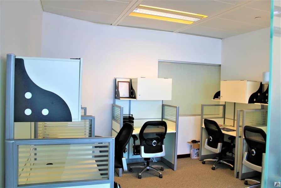 Dedicated Flexi Desk  With Tenancy Contract