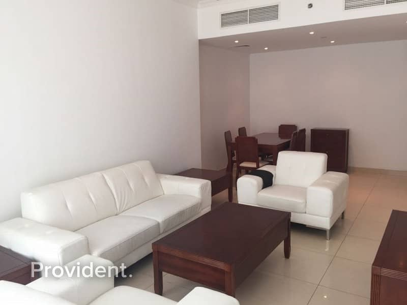 2 Fully Furnished | Skyline View | Opposite to Park