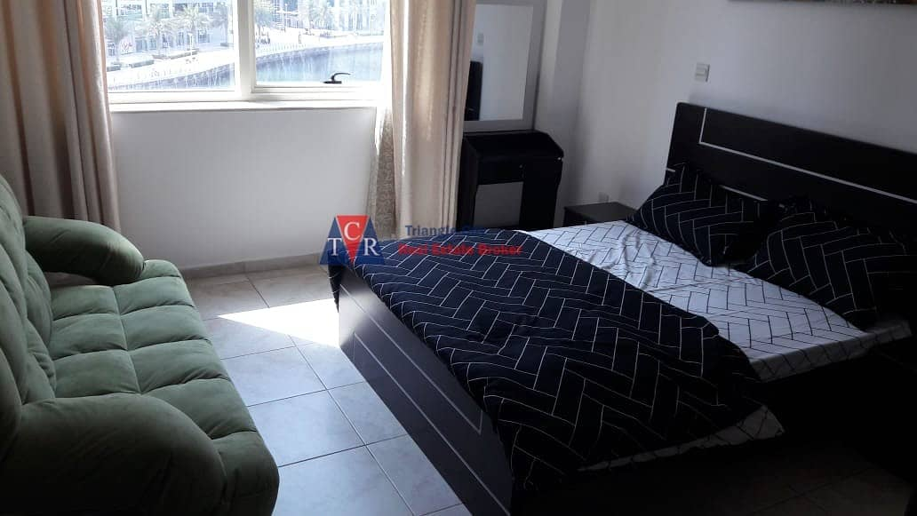 2 Furnished 2 Bed Room Hall for Rent in ARY Marina View