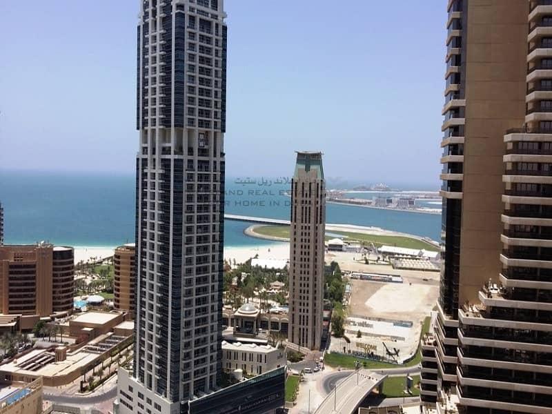 Unfurnished | Marina Terrace | Sea & Marina View
