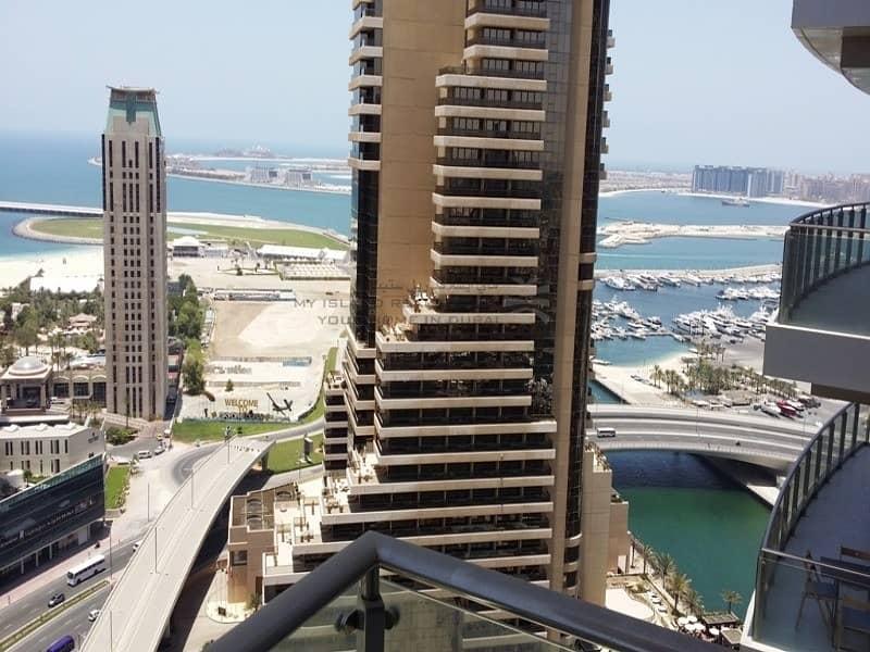 10 Unfurnished | Marina Terrace | Sea & Marina View