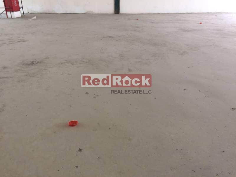 14 Commercial 8040 Sqft Warehouse with 40 KW Power in Umm Ramool