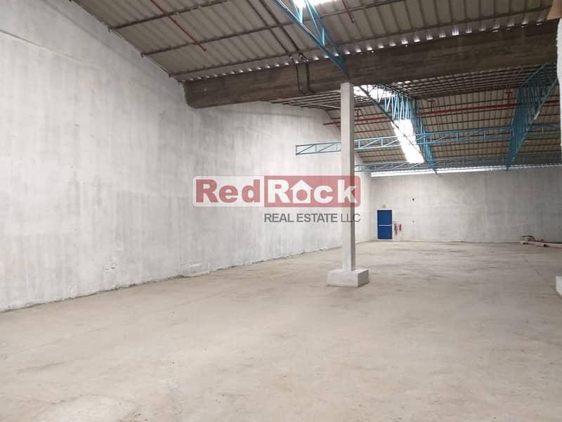 Recently Refurbished 41000 Sqft Warehouse Compound in Umm Ramool