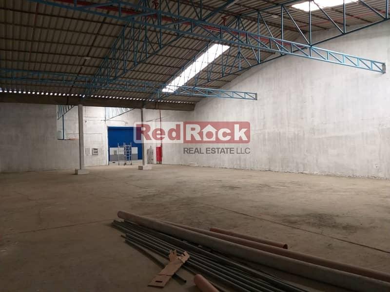 11 Recently Refurbished 41000 Sqft Warehouse Compound in Umm Ramool