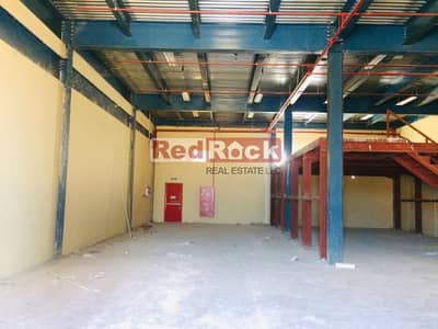 Warehouse for Rent in Nad Al Hamar, Dubai - 20% Discount on Agency Fees No Tax 6950 Sqft Warehouse in Nad Al Hamar