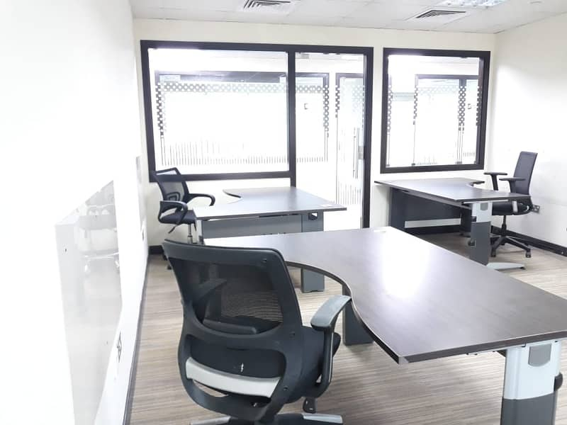 Affordable Office Space in Mazyad Mall