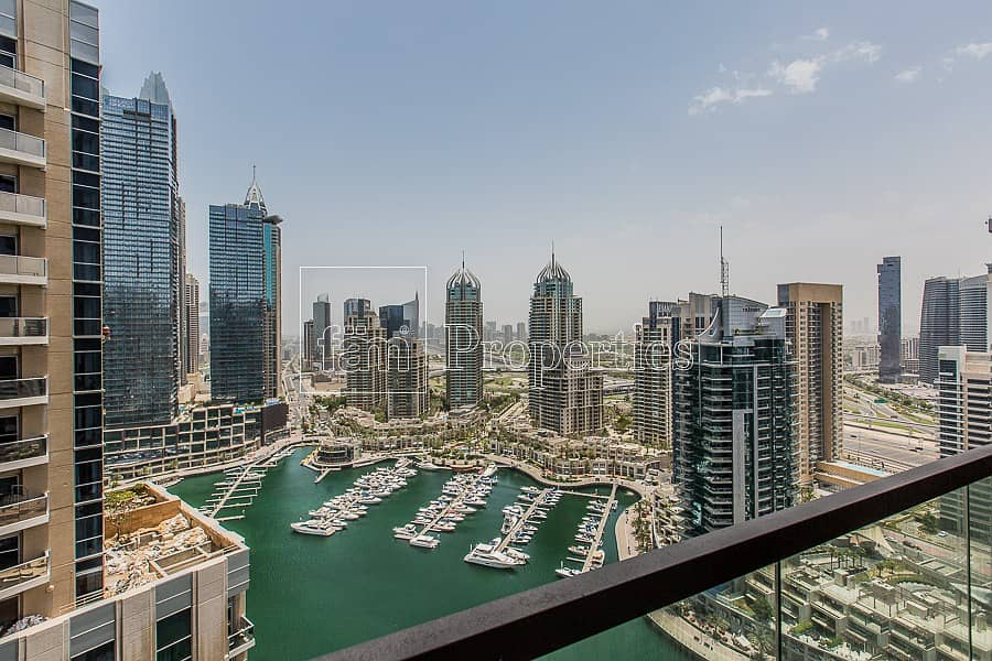 18 Best 3BR+L with Amazing Full Marina View