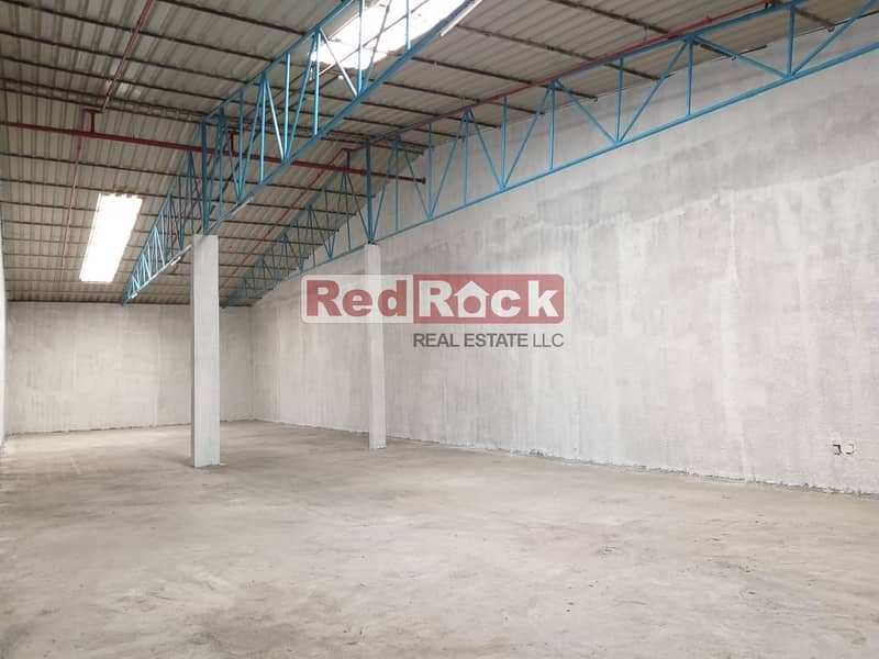 Refurbished 2954 Sqft Warehouse in Umm Ramool with 20% Discount on Agency Fees