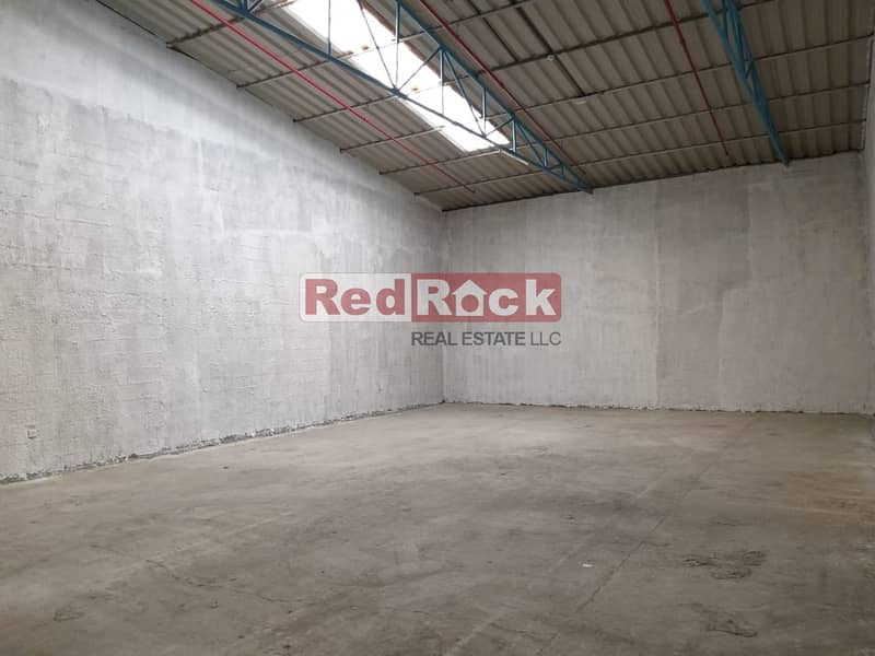 12 Refurbished 2954 Sqft Warehouse in Umm Ramool with 20% Discount on Agency Fees