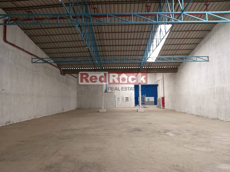 20% Discount On Agency Fees for 3057 Sqft Warehouse in Umm Ramool