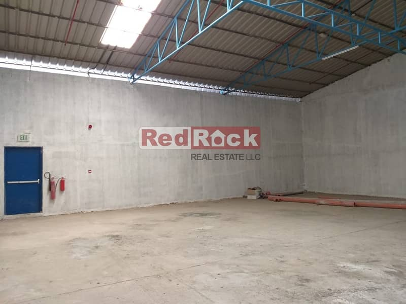 2 20% Discount On Agency Fees for 3057 Sqft Warehouse in Umm Ramool