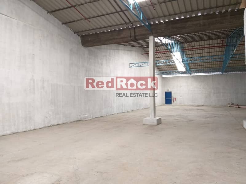 10 20% Discount On Agency Fees for 3057 Sqft Warehouse in Umm Ramool
