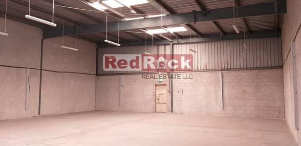 Road Facing 2700 Sqft Warehouse in Umm Ramool