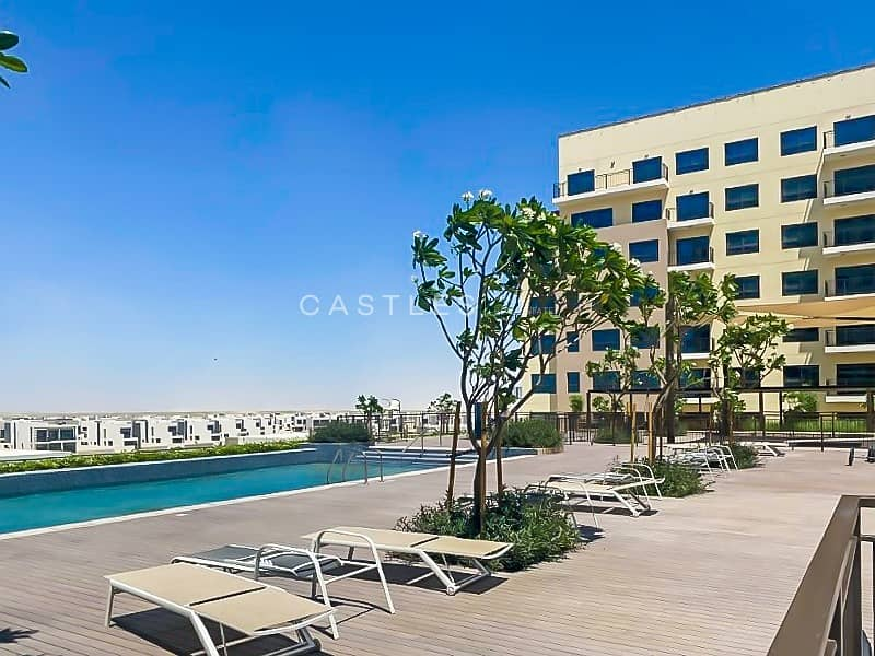 ACTUAL VIEWS - GOLF VIEWS  TOWER - 1 BR FOR SALE -