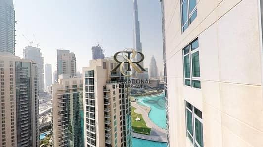 With 360 Video Tour | Spacious 2 Bedrooms | Burj Khalifa View