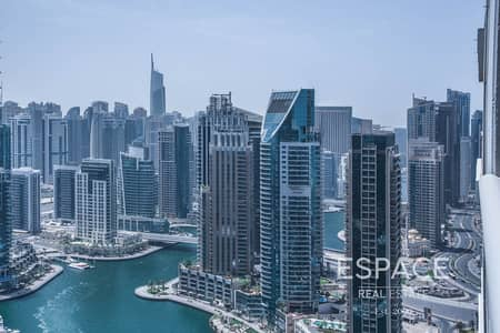 3 Bedroom Flat for Sale in Dubai Marina, Dubai - 3882 sq ft | Large 3/4 Bed | High Floor