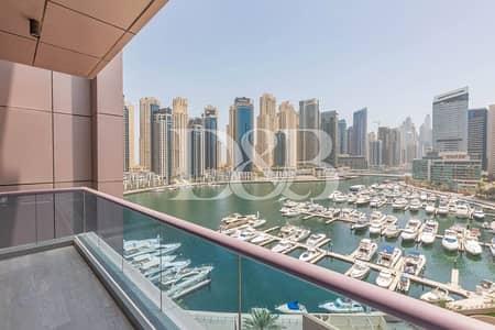 3 Bedroom Flat for Rent in Dubai Marina, Dubai - Exclusive   Spectactular Upgrades   Huge Layout