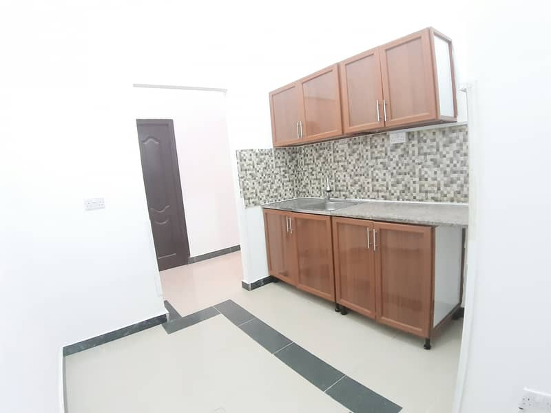 Huge Spacious 1Bhk Separate Big Kitchen Nr Sheikha Fatima Mosque At MBZ City