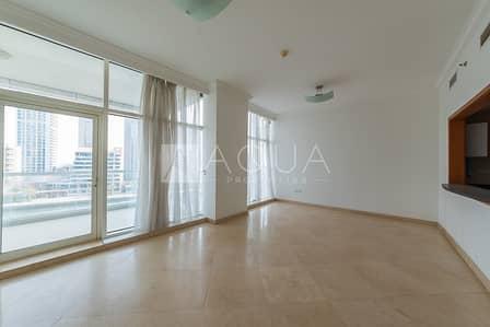 فلیٹ 2 غرفة نوم للايجار في دبي مارينا، دبي - Great Layout | Huge Terrace | Great View